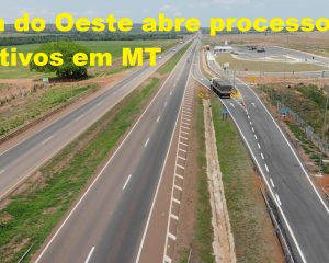 Rota do Oeste abre processos seletivos no estado de MT